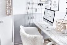 My dream workspace / If we would have an extra room...