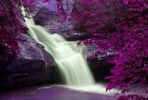 Waterfalls,Rivers & Lakes