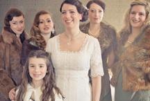 Edwardian Inspiration - Downton Abbey Style