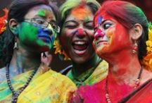 We Love India! / The different colours of a beautiful culture!