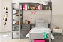Kids / I am always looking for ideas on kids bedrooms. As they grow thier bedroom needs change. Here are some cool and space saiving ideas