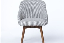 Chairs / A chair for any room. Great ideas for fabrics in colors and styles. I love chairs!