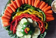 VEGGIE TRAYS / by Irene Kennedy