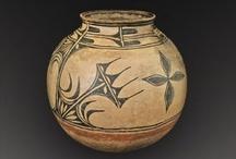 Antique Native American Pottery & Ceramics / Historical pottery from the American Southwest.  Acoma, Anasazi, Cochiti, Hopi, Pueblo, Laguna, Mimbres, San Ildefonso, Santa Clara, Santo Domingo, Tesuque, Zia, Zuni and more.