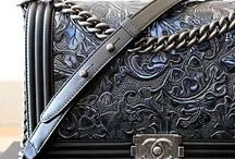 Bag obsession / Bags and belts
