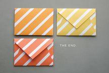 DIY. Envelopes / DIY Printable Envelopes. So many to choose from.