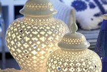 Blue and white for the home II / by Dragica Juzbasic