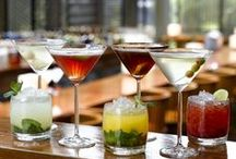 Drinks and Juices  / Enjoy cocktails, martinis and healthy fresh juices.
