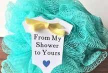 Baby Shower Favor / Adorable Baby Shower Favor Ideas.  ♥ A little thank you gift for the guests ♥ @ www.babyshowerideas4u.com