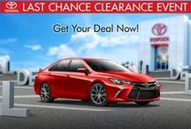 Cain Toyota Sales & Deals & Coupons / Check back here for all of Cain Toyota Scions service, parts, new car, and used car specials and coupons!