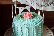 Baby Shower Chic Theme Inspirations / Shabby Chic Baby Shower Ideas! Chic Party cake ideas, Chic dessert table, Chic Party decorations and supplies, Invitations and Favors for a memorable Chic baby shower party, games, FREE party printables @ www.babyshowerideas4U.com