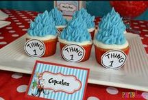 Baby Shower Dr Seuss Theme Inspirations / Dr Seuss Baby Shower Theme ideas! Dr Seuss Party cake ideas, Dr Seuss dessert table, Dr Seuss Party decorations and supplies, Invitations and Favors for a memorable Dr Seuss baby shower party, games, diaper cakes, FREE party printables @ www.babyshowerideas4U.com