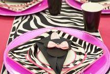 Baby Shower Zebra Theme Inspirations / Zebra Theme baby shower ideas, Throw a memorable baby shower with great inspirations, adorable baby shower decorations, themes, diaper cakes, invitations, favors, games, FREE printables  @ www.babyshowerideas4U.com