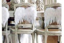 Baby Shower Angel Theme Inspirations / Throw a memorable baby shower with great inspirations, adorable baby shower decorations, themes, diaper cakes, invitations, favors, games, FREE printables  @ www.babyshowerideas4U.com