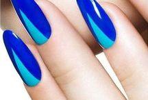 Nail' Addict / vibrant colours and beautiful nail art....