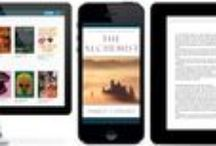 Ebooks and apps / Websites and apps for readers.