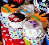 Mickey Mouse Party Ideas / Mickey Mouse Party Ideas - ❤ ❤ ❤   For Birthday Party Ideas : www.birthdaypartyideas4u.com  ❤ ❤ ❤   For  FREE Printable Games, Decorations : www.magicalprintable.com/freebies  ❤ ❤ ❤
