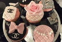 Chanel Party Ideas / coco chanel baby shower ideas ❤ ❤ ❤   For Birthday Party Ideas : www.birthdaypartyideas4u.com  ❤ ❤ ❤   For  FREE Printable Games, Decorations : www.magicalprintable.com/freebies  ❤ ❤ ❤