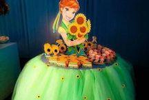 Disney Princess Party Ideas / ❤ ❤ ❤   For Birthday Party Ideas : www.birthdaypartyideas4u.com  ❤ ❤ ❤   For  FREE Printable Games, Decorations : www.magicalprintable.com/freebies  ❤ ❤ ❤