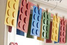 Baby Shower Lego Theme Ideas / Baby Shower Lego Theme Ideas