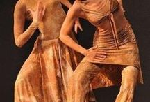 Azulejos / Danza, Arte, musica, Flamenco, Danza Contemporanea, Danza Araba