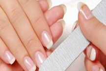 Tips & Tricks / Filing your nails, proper cuticle care, hand treatments, and much more