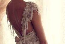 Wedding dress / Vestidos #novias #bodas