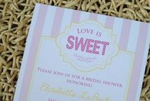 Love is Sweet Party Ideas / ❤ ❤ ❤   For Birthday Party Ideas : www.birthdaypartyideas4u.com  ❤ ❤ ❤   For  FREE Printable Games, Decorations : www.magicalprintable.com/freebies  ❤ ❤ ❤
