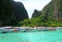 Wycieczki do Tajlandii / Proponujemy ekscytującą i pełną wrażeń wyprawę do kraju, w którym spotkamy gościnnych mieszkańców, bujną tropikalną roślinność i niezwykłe krajobrazy.
