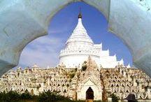 Myanmar / Co czeka nas podczas wycieczki do Birmy/Myanmaru? Niezwykła wędrówka przez tajemniczą krainę o wspaniałej kulturze, spotkanie z bujną tropikalną przyrodą i przyjaznymi, pełnymi łagodności i głęboko religijnymi ludźmi. Z resztą...sami zobaczcie :)