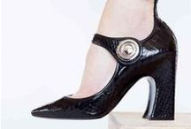 trippy / try walking in these shoes / by Gintare *