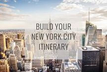 New York City / In the City that never sleeps, there's something extraordinary for everyone.