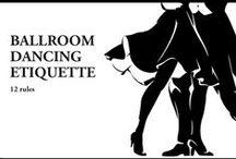 Dance Floor Etiquette /