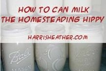 Preserve  Dairy / How to can dairy products pins are welcome. If you pin to this board, but we may move it. It will be moved to the specific subject of your pin or deleted if it is a duplicate or advertising. This board is a group board on which the community is welcome to pin. You can request the specific boards we have moved your pin and we will send it to you and we both can pin according to our common interest.  Only family friendly pins & no political, pornography, or religion pins.