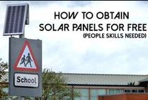 Solar Panels / How to make solar panels