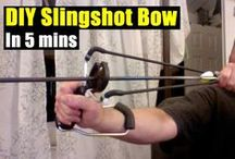 Prepper Bows / Bow and arrows pins are welcome. If you pin to this board, we may move it. It will be moved to the specific subject of your pin or deleted if it is a duplicate or advertising. This board is a group board on which the community is welcome to pin. You can request the specific boards we have moved your pin and we will send it to you and we both can pin according to our common interest.  Only family friendly pins & no political, pornography, or religion pins.