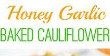 Vegetables Cauliflower / Cauliflower recipes