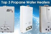 Heat Tankless Hot Water / How se a tankless hot water system