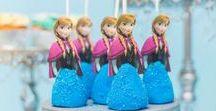 Frozen Party Ideas / Frozen Party Ideas ❤ ❤ ❤   For Birthday Party Ideas : www.birthdaypartyideas4u.com  ❤ ❤ ❤   For  FREE Printable Games, Decorations : www.magicalprintable.com/freebies  ❤ ❤ ❤