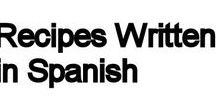 Recipes in Spanish / Spanish Recipes pins are welcome. If you pin to this board, we may move it. It will be moved to the specific subject of your pin or deleted if it is a duplicate or advertising. This board is a group board on which the community is welcome to pin. You can request the specific boards we have moved your pin and we will send it to you and we both can pin according to our common interest.  Only family friendly pins & no political, pornography, or religion pins
