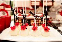 Poppy Party Ideas / Poppy Party Ideas, Poppy Baby Shower, Poppy Bridal Shower, Poppy Birthday Party Ideas ❤ ❤ ❤   For Birthday Party Ideas : www.birthdaypartyideas4u.com  ❤ ❤ ❤   For  FREE Printable Games, Decorations : www.magicalprintable.com/freebies  ❤ ❤ ❤