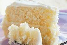 Cakes White / Cake recipes