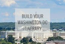 Washington DC Attractions / Explore America's capital and see how inspiring history and heritage can be