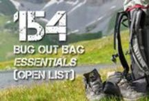 Prepper Bug Bags / Ideas for the first 72 hours pins are welcome. If you pin to this board, we may move it. It will be moved to the specific subject of your pin or deleted if it is a duplicate or advertising. This board is a group board on which the community is welcome to pin. You can request the specific boards we have moved your pin and we will send it to you and we both can pin according to our common interest.  Only family friendly pins & no political, pornography, or religion pins.