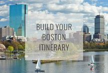 Boston Attractions / Famous for its history, culture and a treasure trove of attractions, Boston is truly where it all began.