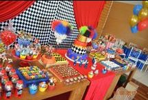 Baby Shower Carnival Theme