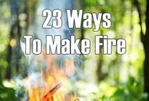 Prepper Fire / Why to start fires pins are welcome. If you pin to this board, we may move it. It will be moved to the specific subject of your pin or deleted if it is a duplicate or advertising. This board is a group board on which the community is welcome to pin. You can request the specific boards we have moved your pin and we will send it to you and we both can pin according to our common interest.  Only family friendly pins & no political, pornography, or religion pins.