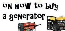 Prepper Generators / How to use a generator pins are welcome. If you pin to this board, we may move it. It will be moved to the specific subject of your pin or deleted if it is a duplicate or advertising. This board is a group board on which the community is welcome to pin. You can request the specific boards we have moved your pin and we will send it to you and we both can pin according to our common interest.  Only family friendly pins & no political, pornography, or religion pins.