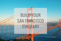 San Francisco Attractions /  It's easy to leave your heart in the City by the Bay. Explore the best of San Francisco.