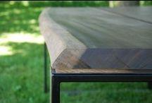 Røget Eg til plankeborde / Smukke plankeborde fra Witt A/S i røget eg.
